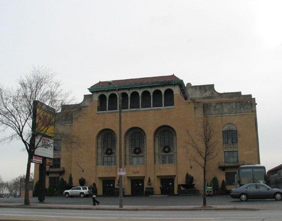 Milwaukee , Rave - Eagles Auditorium