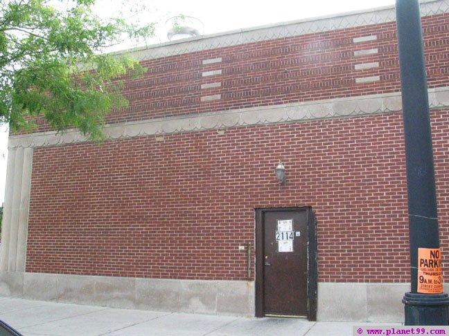 Tommy Gun's Garage , Chicago