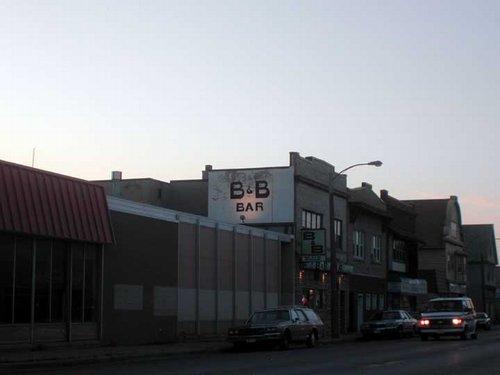 B and B Tap , Milwaukee