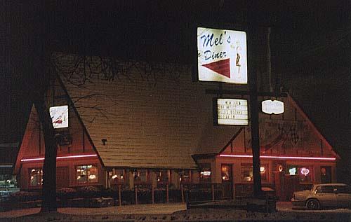 Mel's Diner , Milwaukee