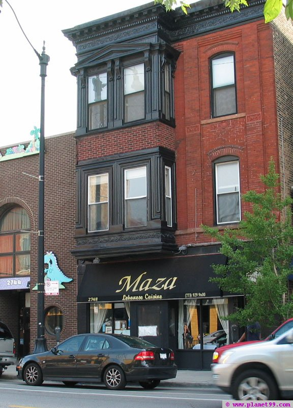 Maza , Chicago
