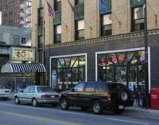 Chicago , South Loop Club