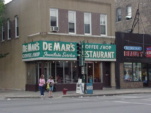 De Mar's Grill , Chicago