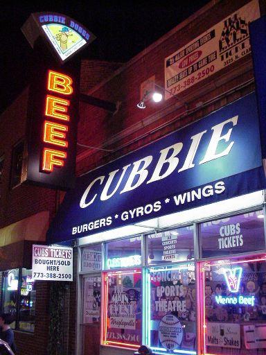Chicago , Cubbie Doggs