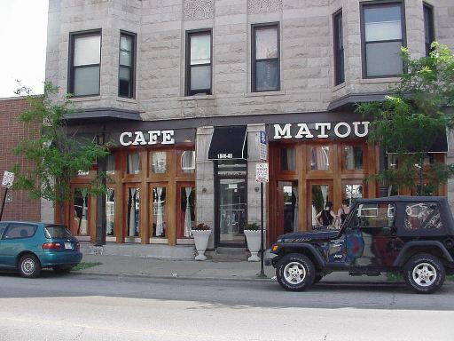 Cafe Matou  , Chicago
