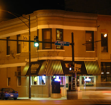 Holiday Bar and Grill , Chicago