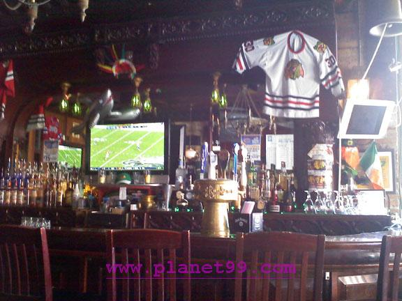 Chicago , J. Patrick's Bar and Grill