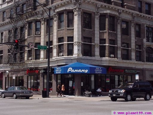 Panang , Chicago