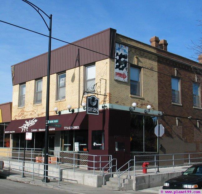 Cafe 28  , Chicago