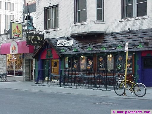 Chicago , Pippin's Tavern