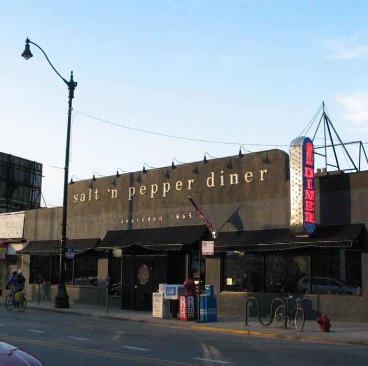 Salt and Pepper Diner , Chicago