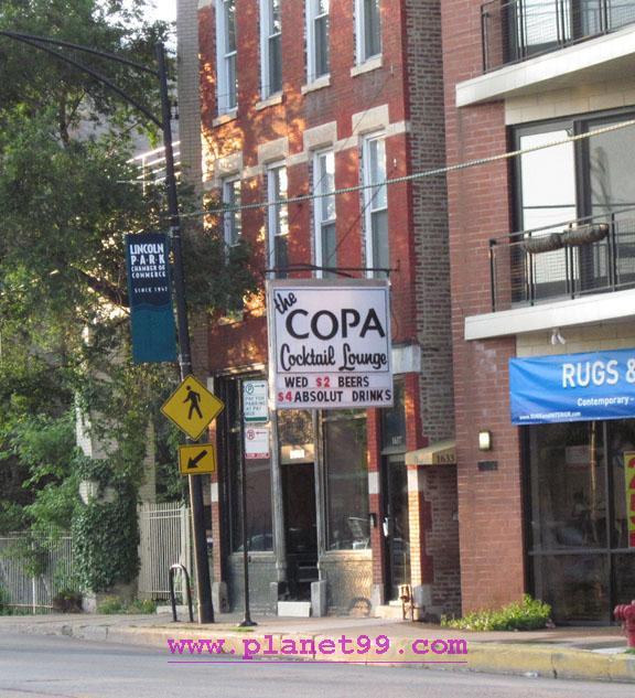 Copa , Chicago