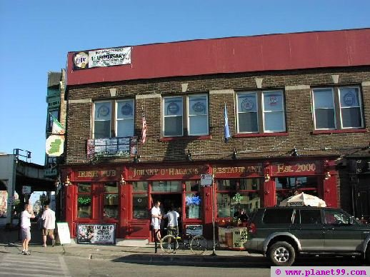 Johnny O'Hagans , Chicago