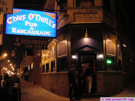 Chicago , Chief O'Neill's