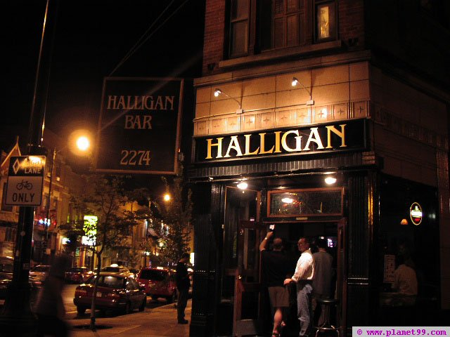 Halligan Bar , Chicago