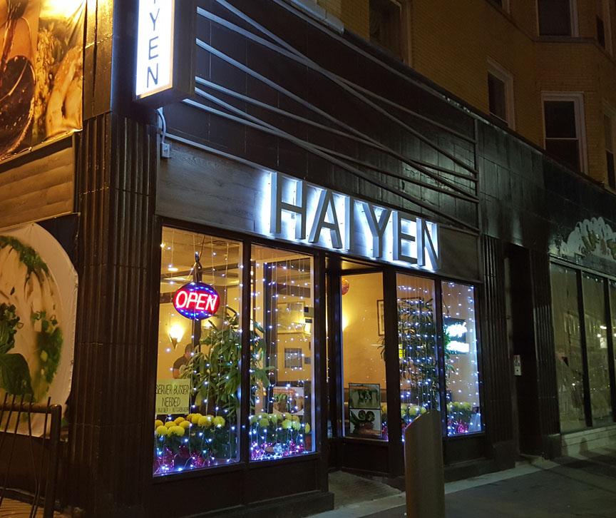 Hai Yen , Chicago