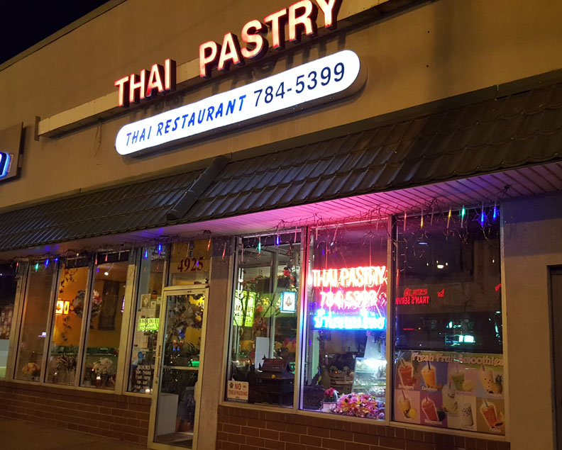 Thai Pastry , Chicago
