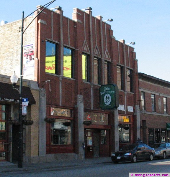John Barleycorn , Chicago