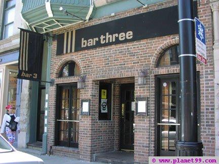 Chicago , Bar 3