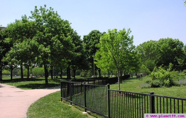 Oz Park , Chicago