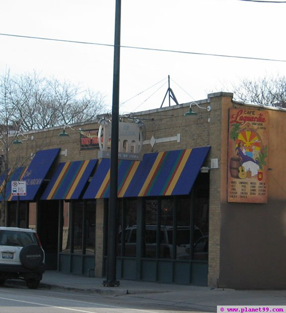 Cafe Laguardia , Chicago