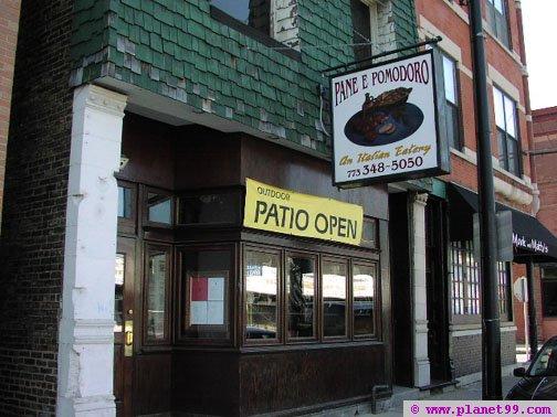Pane Pomodoro  , Chicago