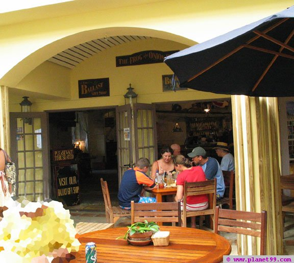Dockyard, Bermuda , Frog and Onion Pub