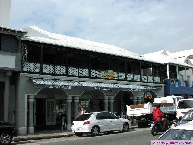 Rosa's Cantina , Hamilton, Bermuda
