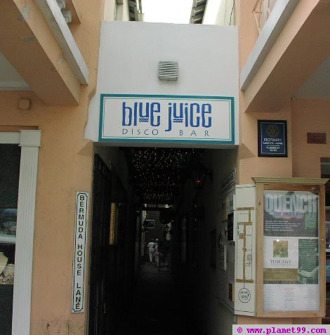 Blue Juice , Hamilton, Bermuda