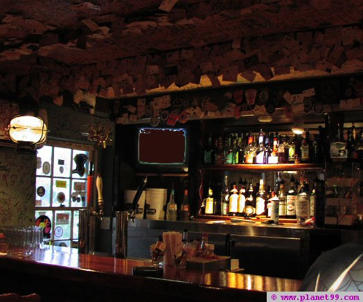 Swizzle Inn , Baileys Bay, Bermuda
