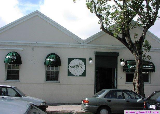 Chopsticks , Hamilton, Bermuda