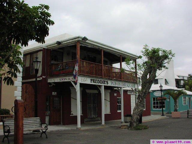 Freddy's , St George's, Bermuda