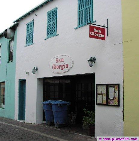 San Giorgio  , St George's, Bermuda