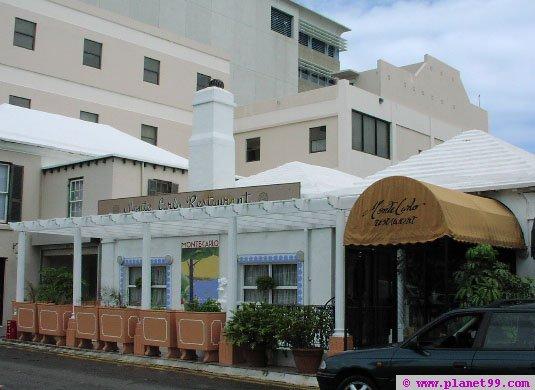 Monte Carlo , Hamilton, Bermuda