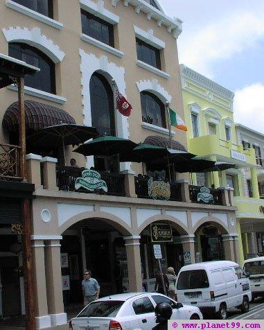 Flanagan's , Hamilton, Bermuda