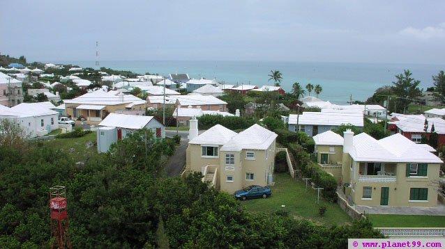 St George's, Bermuda , Bermuda Houses
