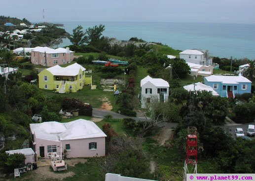 Bermuda Houses , St George's, Bermuda