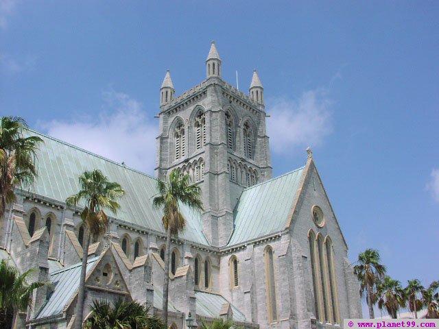 Bermuda Cathedral , Hamilton, Bermuda