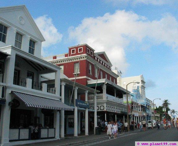 Hamilton , Hamilton, Bermuda