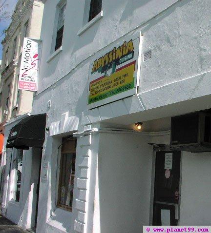 Abyssinia , Hamilton, Bermuda