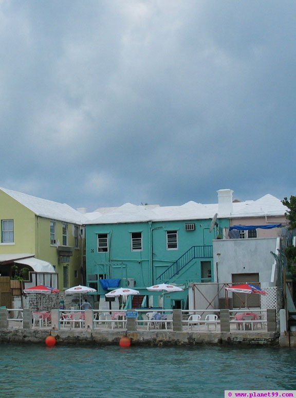 Kookery/Kippies  , St George's, Bermuda
