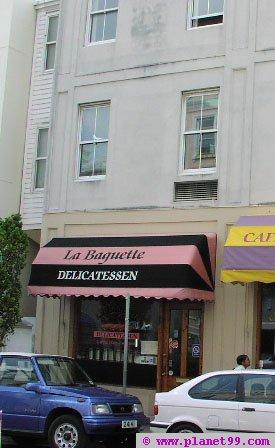 La Baguette , Hamilton, Bermuda