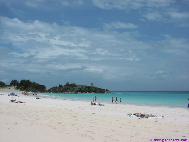 Horseshoe Beach , Southampton, Bermuda