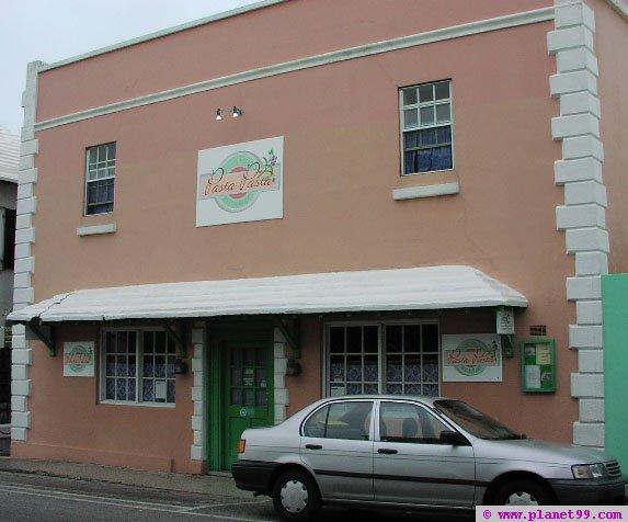 Pasta Pasta , St George's, Bermuda