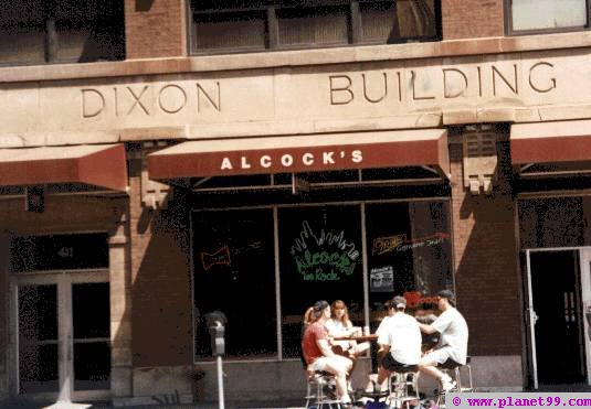 Alcock's  , Chicago