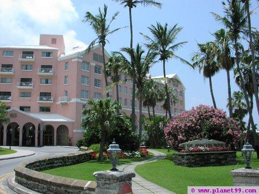 Princess Hotel - Southampton Fairmont , Southampton, Bermuda