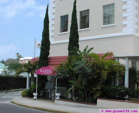 Hamilton, Bermuda , Ristorante Primavera