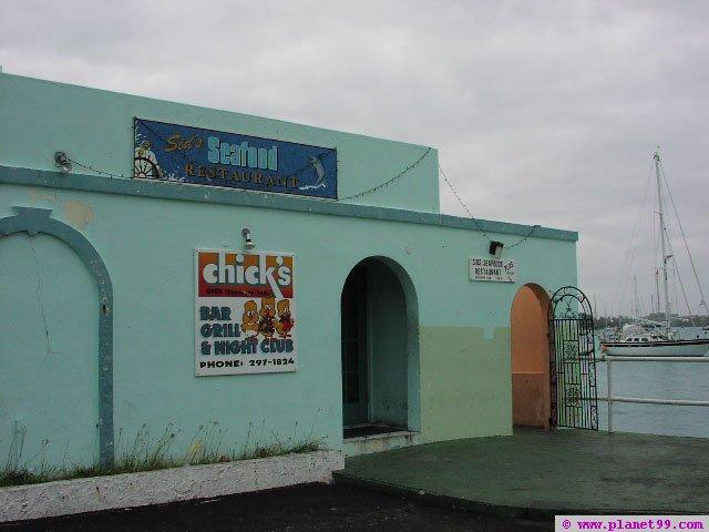 Sid's Seafood , St George's, Bermuda