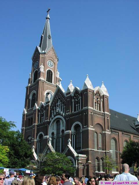 Saint Michael's Church , Chicago