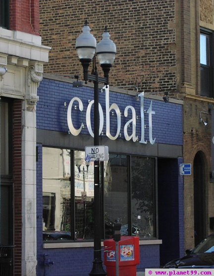 Cobalt  , Chicago